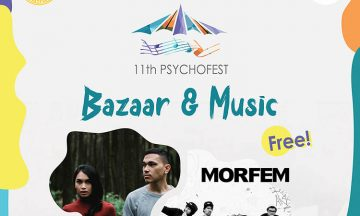 11 th Psychofest UNAIR