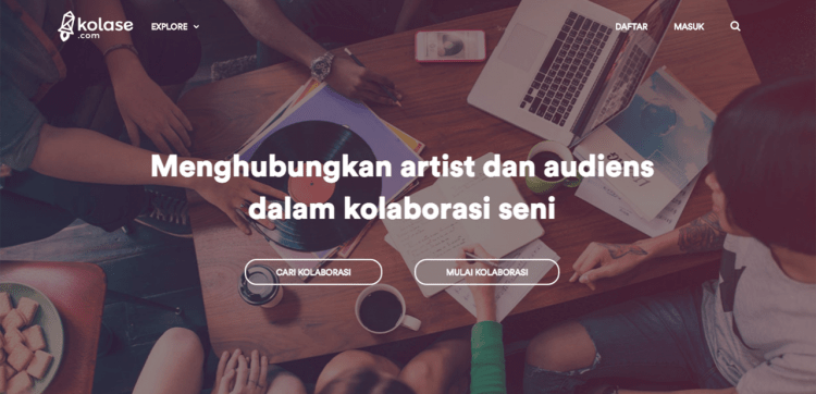 music crowdfunding