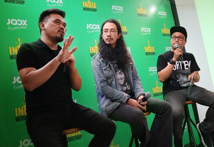 JOOX Indie Workshop
