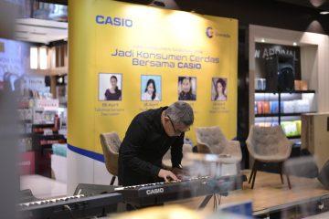 alat musik Casio