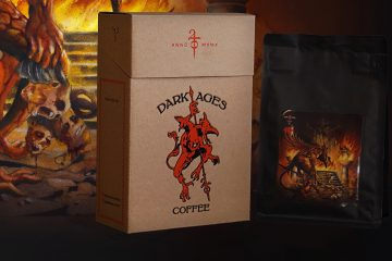 Dark Ages Coffe